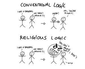 conventionLOGICVSReligiousLogic