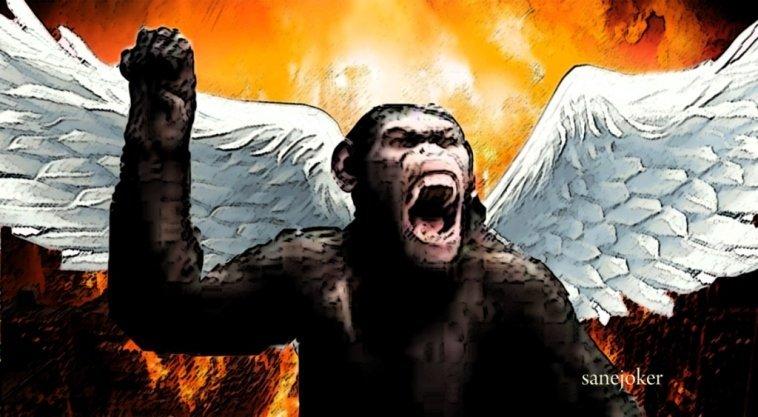fallen apes