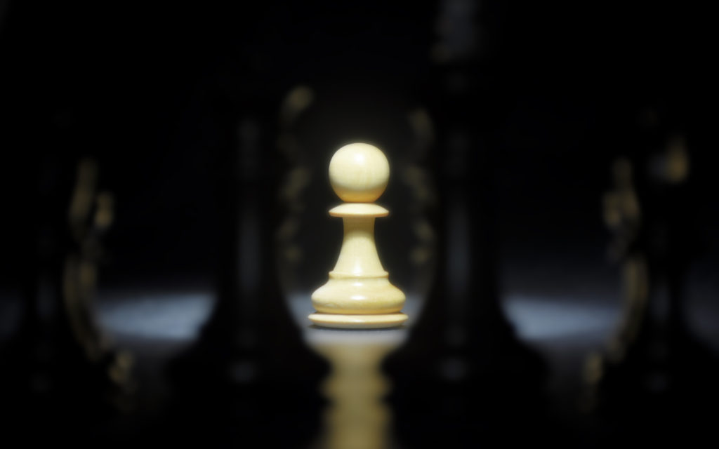 a-white-pawn-chess