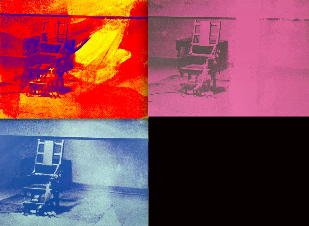 Αυτή η εικόνα δεν έχει ιδιότητα alt. Το όνομα του αρχείου είναι Warhol-electric-chair-122222-1024x750.jpg